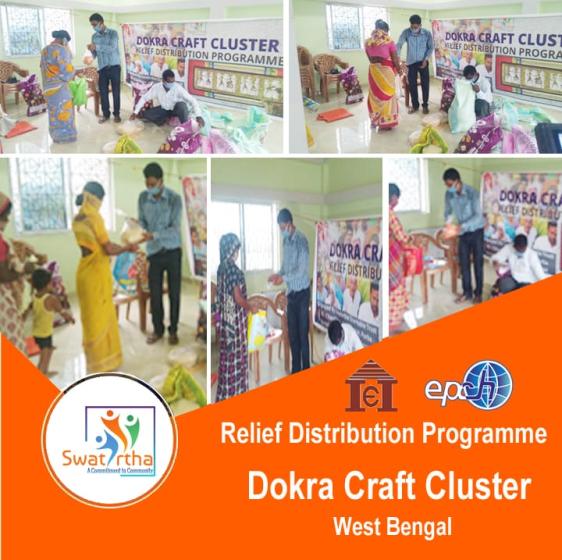 Docra Craft Relief Distribution